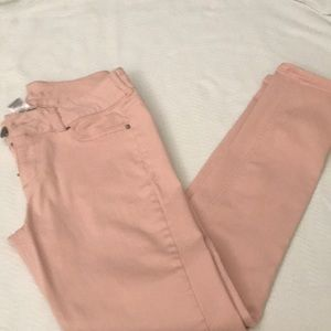 Pink Maurice's jeggings